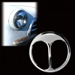 Cats Eye Headlight Shields