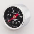 Bränsletrycksmätare, 0 - 15 Psi