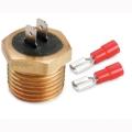 Autometer, Temperaturstyrd Strömbrytare för Elfläkt eller Varningslampa
