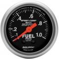 Autometer, Bränsletrycksmätare, 0 - 1 kg/cm2