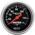Autometer, Vattentemperaturmätare, 50 - 115 C