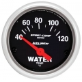 Autometer, Vattentemperaturmätare, 0 - 120 C