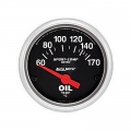 Autometer, Oljetemperaturmätare, 60 - 170 C