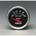 Autometer, Voltmätare, 8-18 Volt