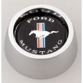 Grant, Centrumkåpa till Classic Ratt, Ford Mustang-Logo, Aluminium