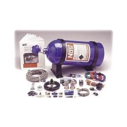 Lustgassystem, PowerFogger EFI, Vått, 75 - 125 hk, V8, Universal