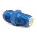 """NOS Lustgasfilter, In-Line, -6 AN to 1/4"""" NPT"""