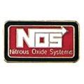 UTFÖRSÄLJNING - NOS Pin, Emaljerad, Logotyp NOS Nitrous Oxide