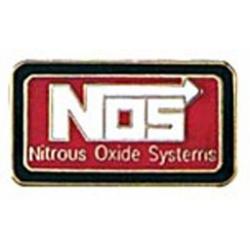 UTFÖRSÄLJNING NOS Pin, Emaljerad, Logotyp NOS Nitrous Oxide