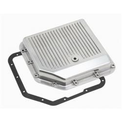 Oljetråg TH350, Polerad Aluminium, Standard Djup