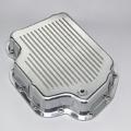 Oljetråg TH400, Polerad Aluminium, Standard Djup