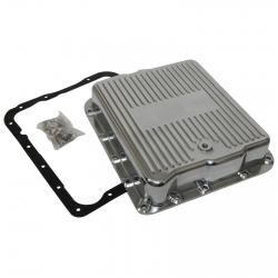 Oljetråg 700R4, Polerad Aluminium, Standard Djup