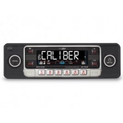 Caliber,  Retroradio, Svart Front
