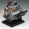 """Modellmotor, Ford 427"""" Dragster"""