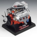 "Modellmotor, Chevrolet 427"" Tri-Power"