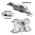Weiand Aluminium insug Action+Plus, Mopar Bigblock