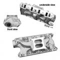 Weiand Aluminium Insug Stealth, Ford / Mercury Smallblock